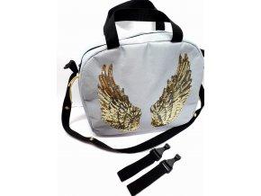 szara torba zlote skrzydla queen baby (1)