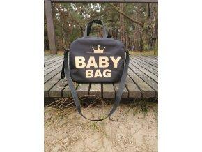 baby bag torba dla dziecka do wozka queen baby (2)