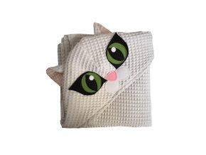 R3cznik kotek jasny szary