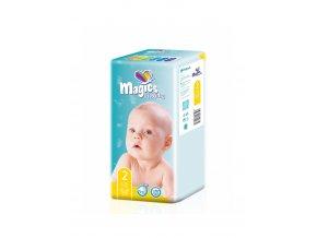 magics flexidry vel2 mini 4 8 kg 42 ks