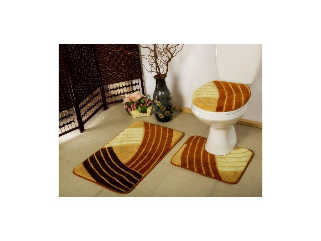 Koupelnová předložka Borneo - Jiřina