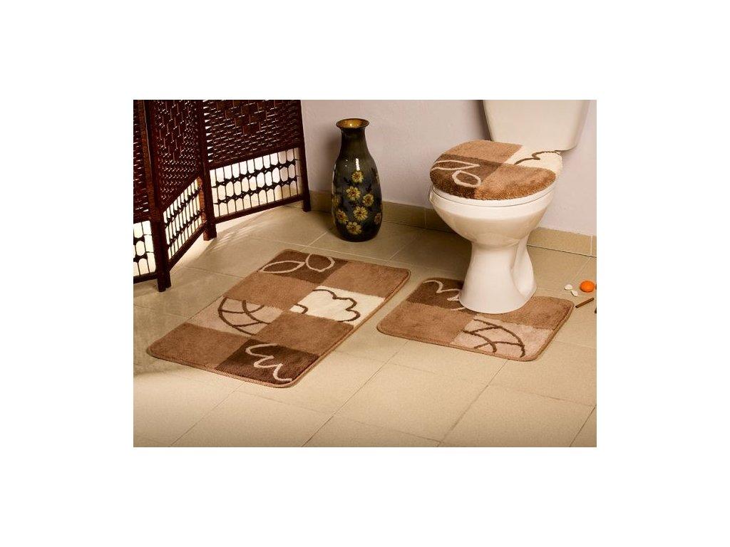 Koupelnová předložka Borneo - Lenka