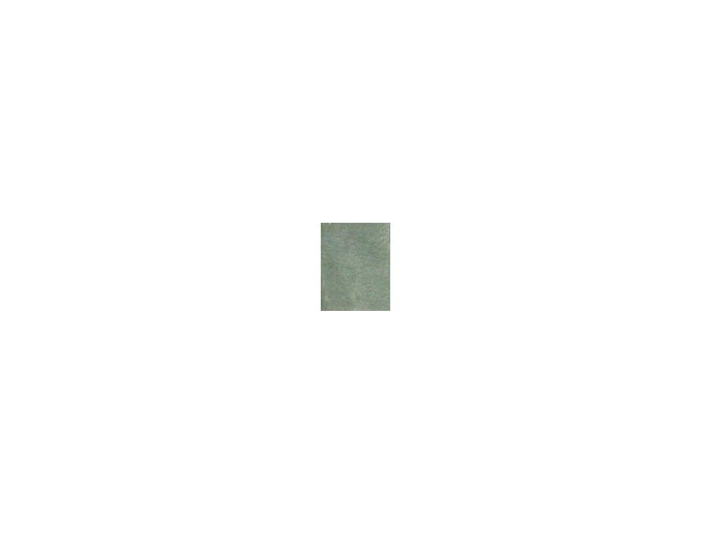 Sametové prostěradlo 90x200 - olivová