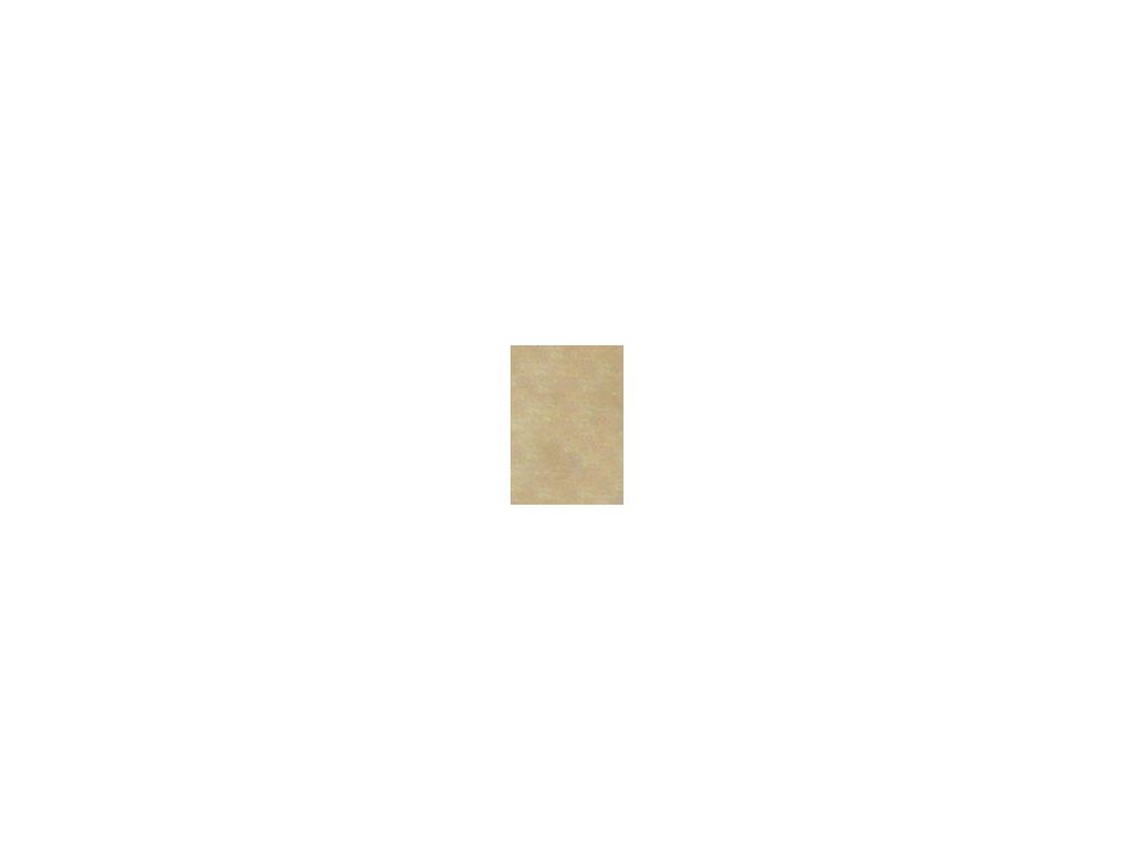 Sametové prostěradlo 180x200 - bílá káva