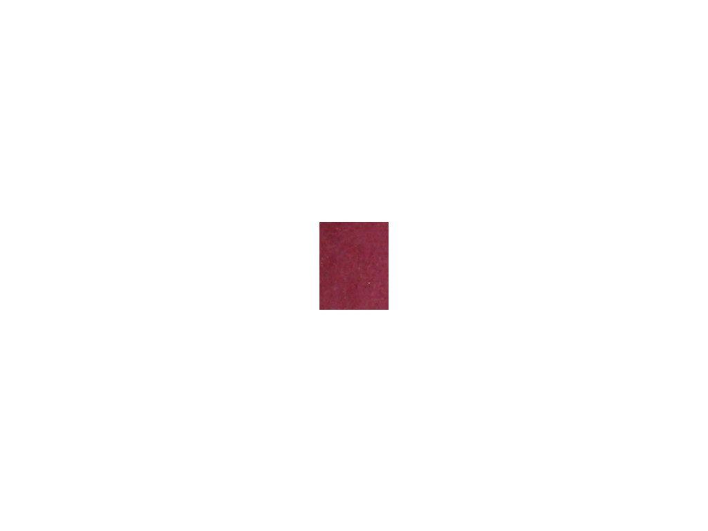 Sametové prostěradlo 180x200 - vínová