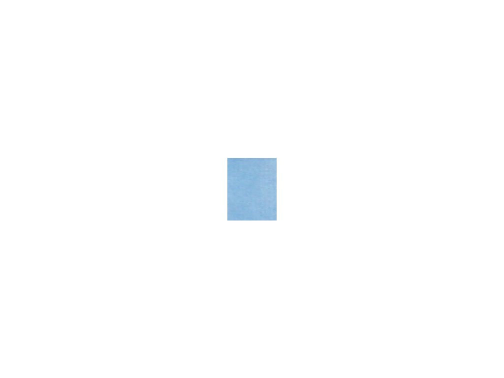 Sametové prostěradlo 200x220 - světle modrá