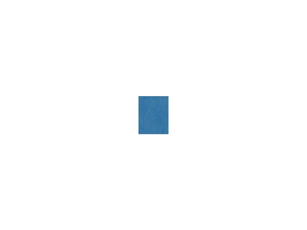 Kulaté sametové prostěradlo - královská modř