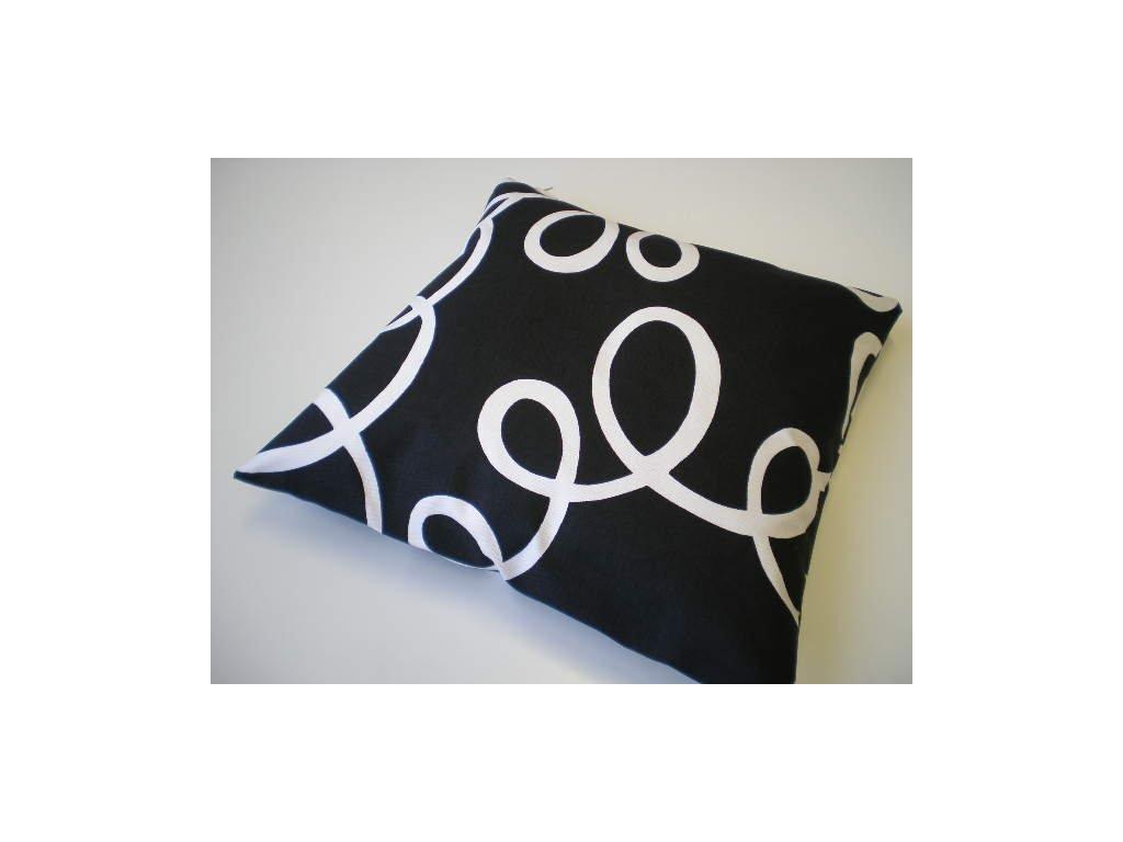 Povlak na polštář - Esprit černá