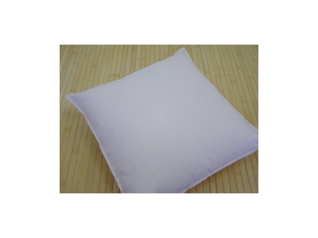 Povlak na polštář - krémový