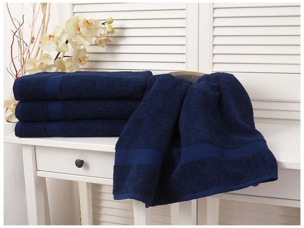 Ručník froté Adria 50x100 - tmavě modrý