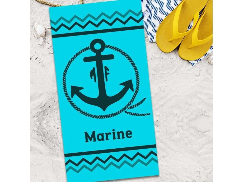 Plážová osuška 80x160 - Marine