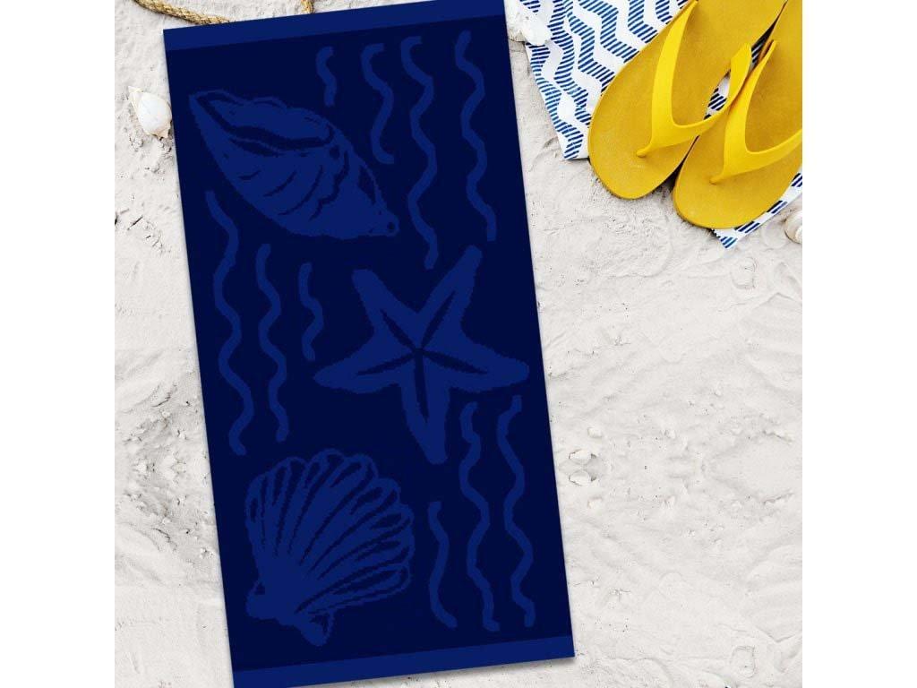 Plážová osuška 80x160 - Moře