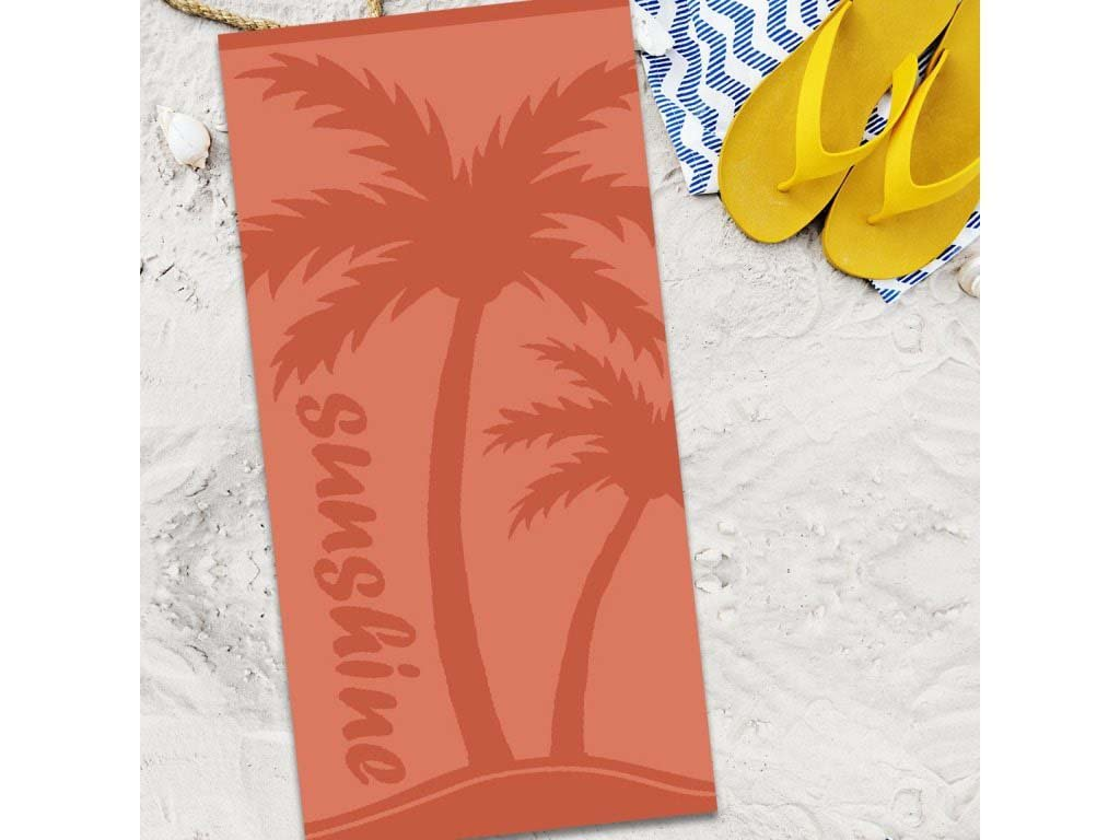 Plážová osuška 80x160 - Palma