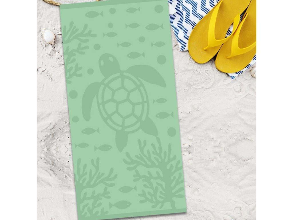 Plážová osuška 80x160 - Želva