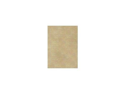 Sametové prostěradlo 200x220 - bílá káva