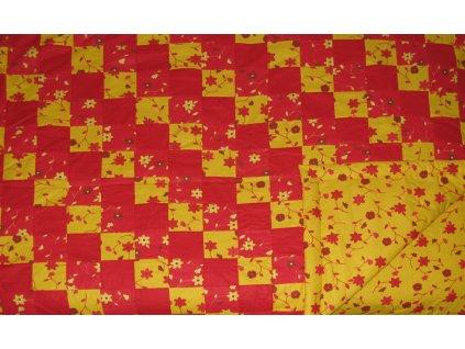 Deka patchwork - Kamila