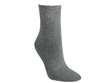 Froté ponožky - šedá