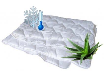 Prošívaná deka Comfort 140x200 - zimní