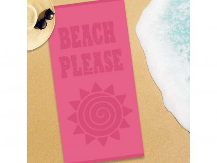 Plážová osuška 80x160 - Beach