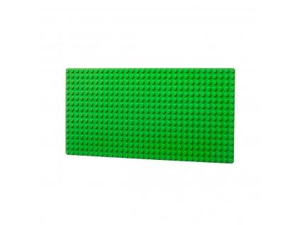 Podložka na stavění  - JUNIOR 16x32 bodů  kompatibilní s Lego Duplo aj.