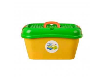 Plastový box - Junior kostky