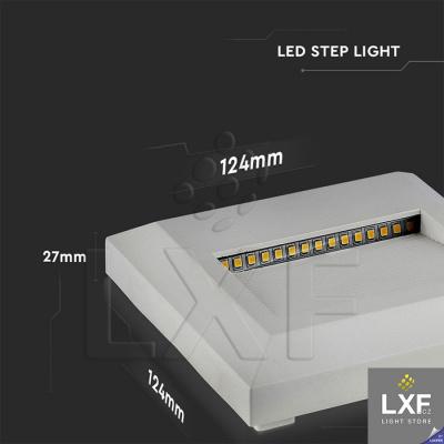 led osvětlení schodiště V-TAC VT-1152SQ, bílé