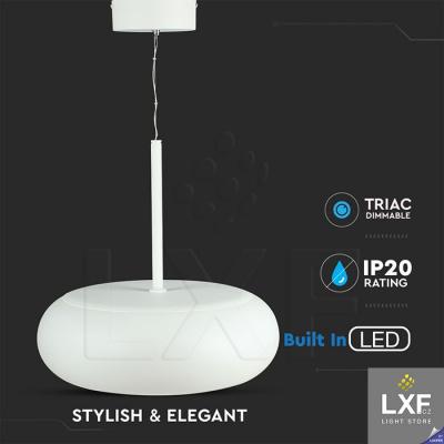 stropní svítidla V-TAC VT-7502 bílé