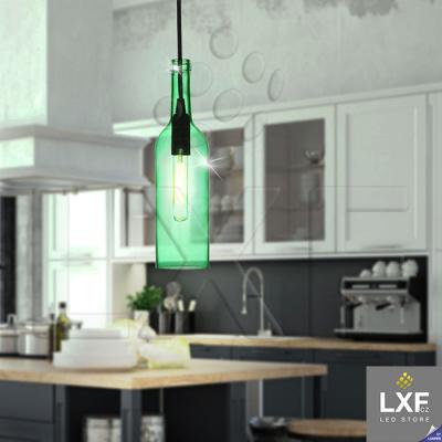 svítidla V-TAC VT-7558, zelené