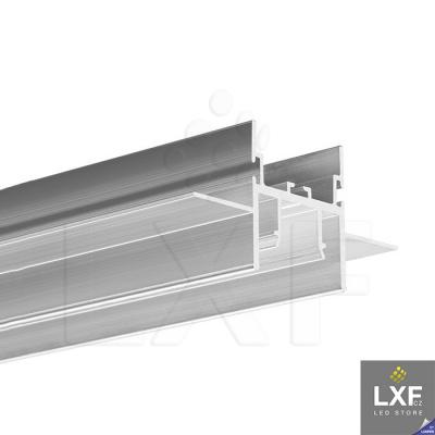 lišta na LED pásek KLUS FOLED (neanodizovaný)