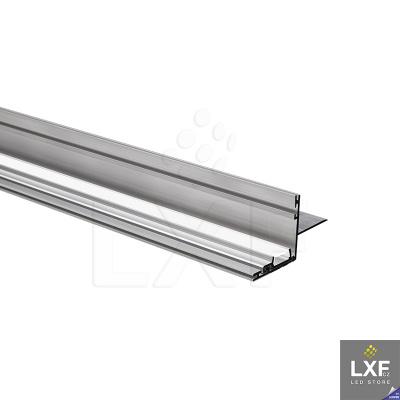 lišta na LED pásek KLUS NISA-NI neanodizovaný