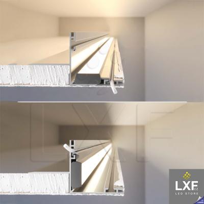podhledove LED svetlo KLUS NISA-NI neanodizovaný