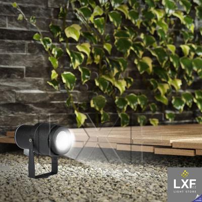 zahradní svítidlo V-TAC VT-857, černé