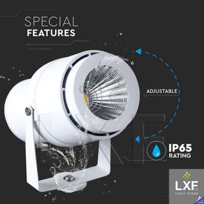 venkovní LED světlo V-TAC VT-857, bílé