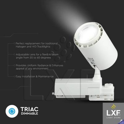 led bodová světla V-TAC VT-4718 bílé