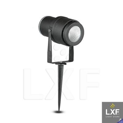 venkovní osvětlení V-TAC VT-857, černé