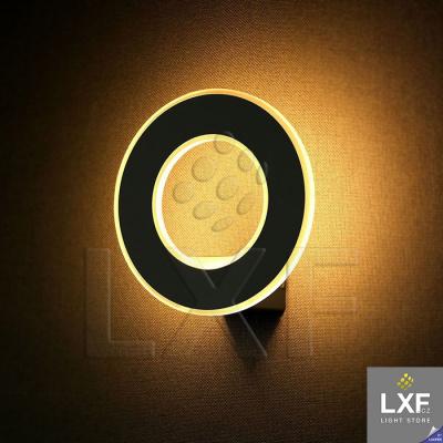 nástěnné LED světlo V-TAC VT-710, černé