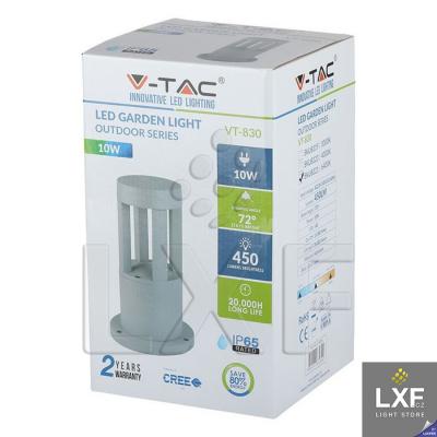 orientační osvětlení V-TAC VT-830, šedé