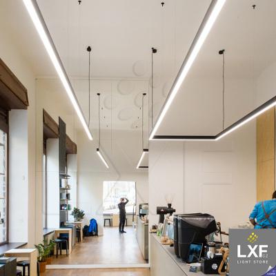 profily pro LED pásek KLUS DES (anodizovaný)