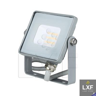 led reflektor 10W V-TAC VT-10, šedý
