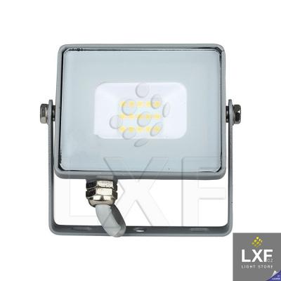 led reflektory 10W V-TAC VT-10, šedé