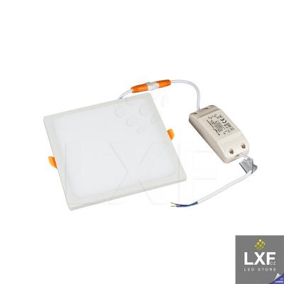 stropní led panel V-TAC VT-1515 hranatý 15W
