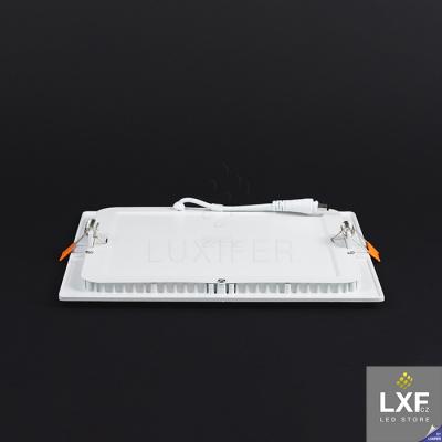 led panel stmívatelný V-TAC VT-1807 hranatý 18W