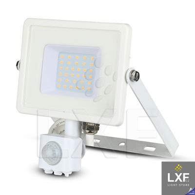 led reflektor 30W V-TAC VT-30-S, bílý