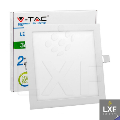 led panel V-TAC VT-3107 hranatý 36W