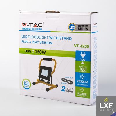 stavební reflektor V-TAC VT-4230