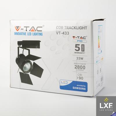 lištový systém osvětlení V-TAC VT-433