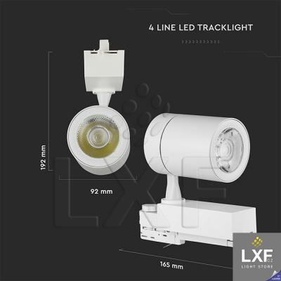 led bodová světla V-TAC VT-4536 bílé