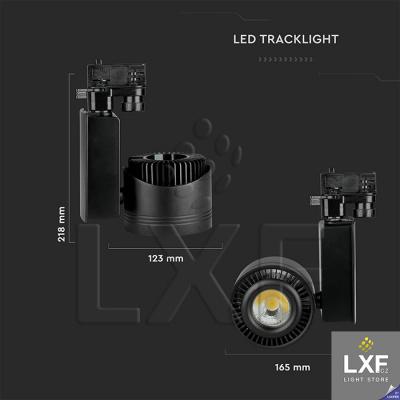 led bodová světla V-TAC VT-4545 černé