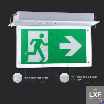 nouzové osvětlení LED V-TAC VT-522-S