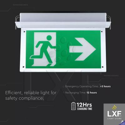 nouzové svítidlo LED V-TAC VT-522-S